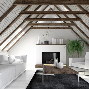 13 Unexpected Attic Spaces You'll Adore