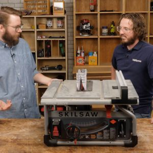 Skilsaw Portable 10-in. Table Saw