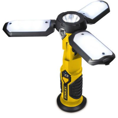stanleytools work light usb charging port