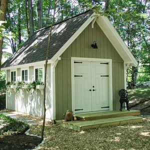 reader studio shed