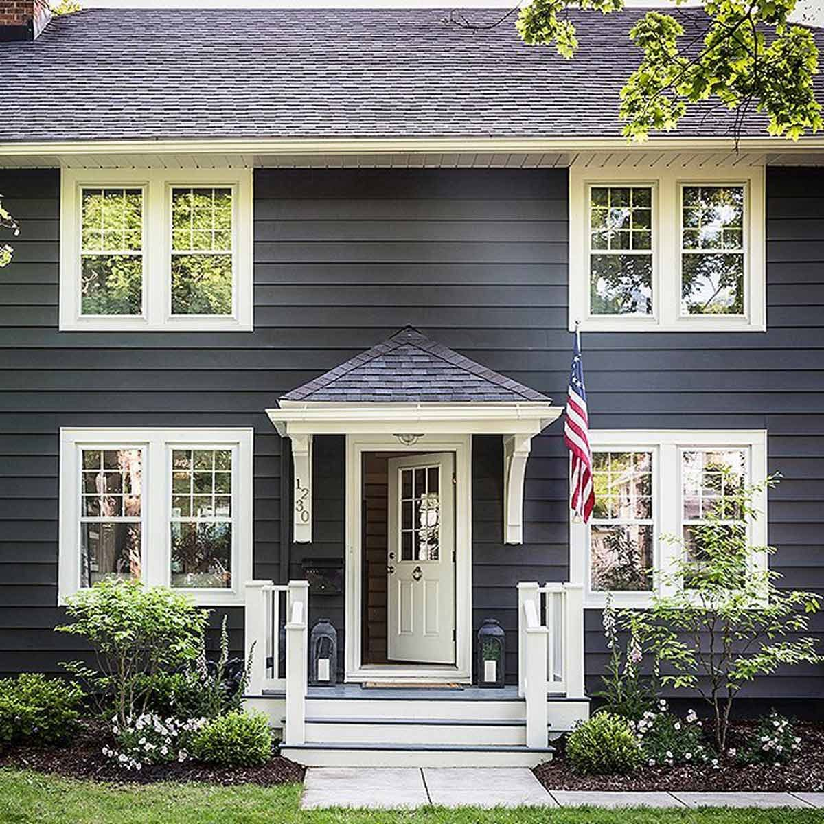 Curb Appeal Ideas: 15 House Painting Ideas That Improve Curb Appeal