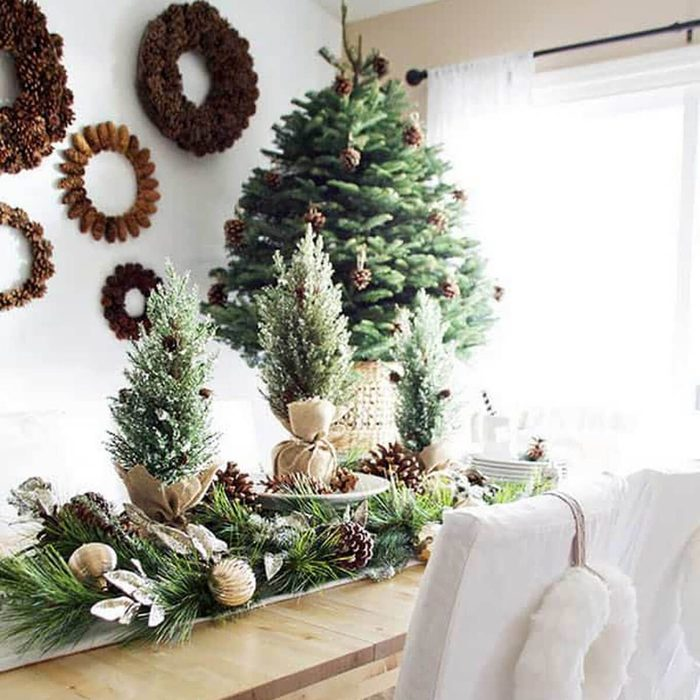 Wreaths and Trees