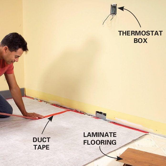 113_FHMB_HolidayHints16-1 heated floors under floating floor