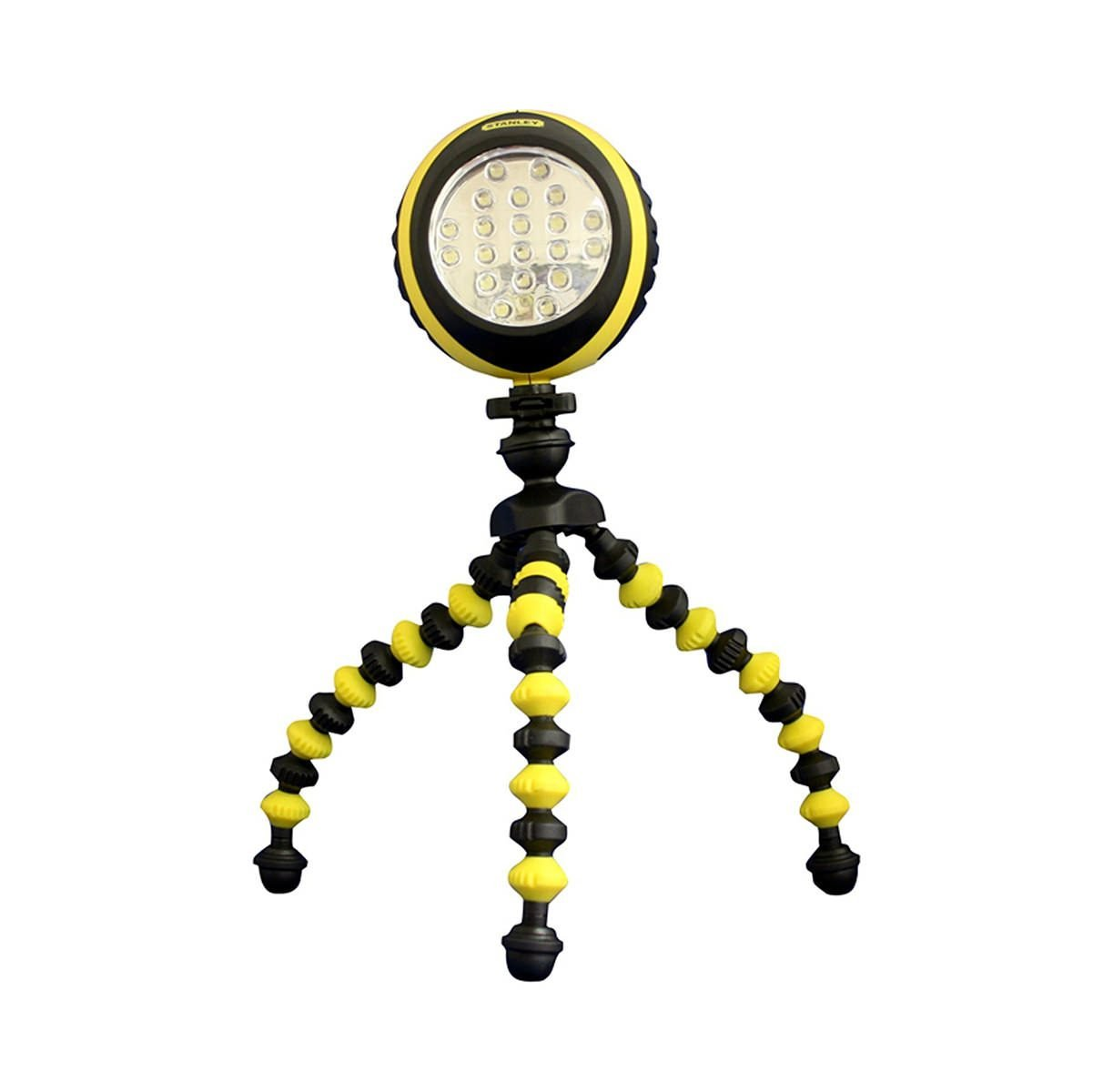 Stanley SquidBrite Flexible LED Work Light with Magnetic Back