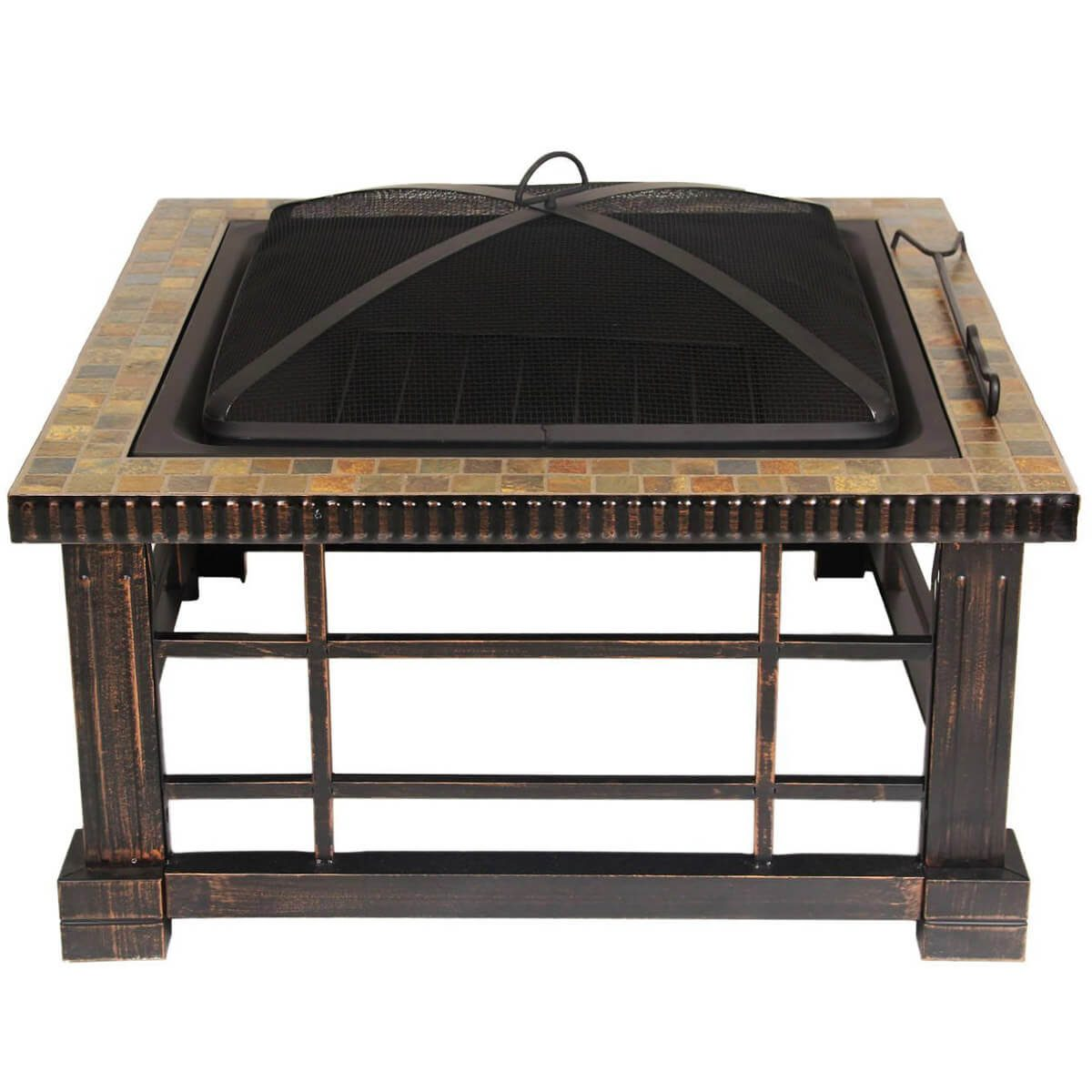Patio Watcher Fire Pit Fire Table