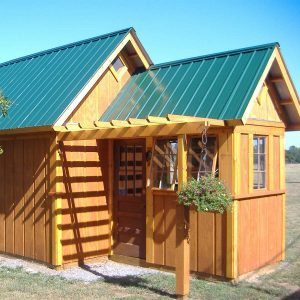Reader Project: Cover-Worthy Shed