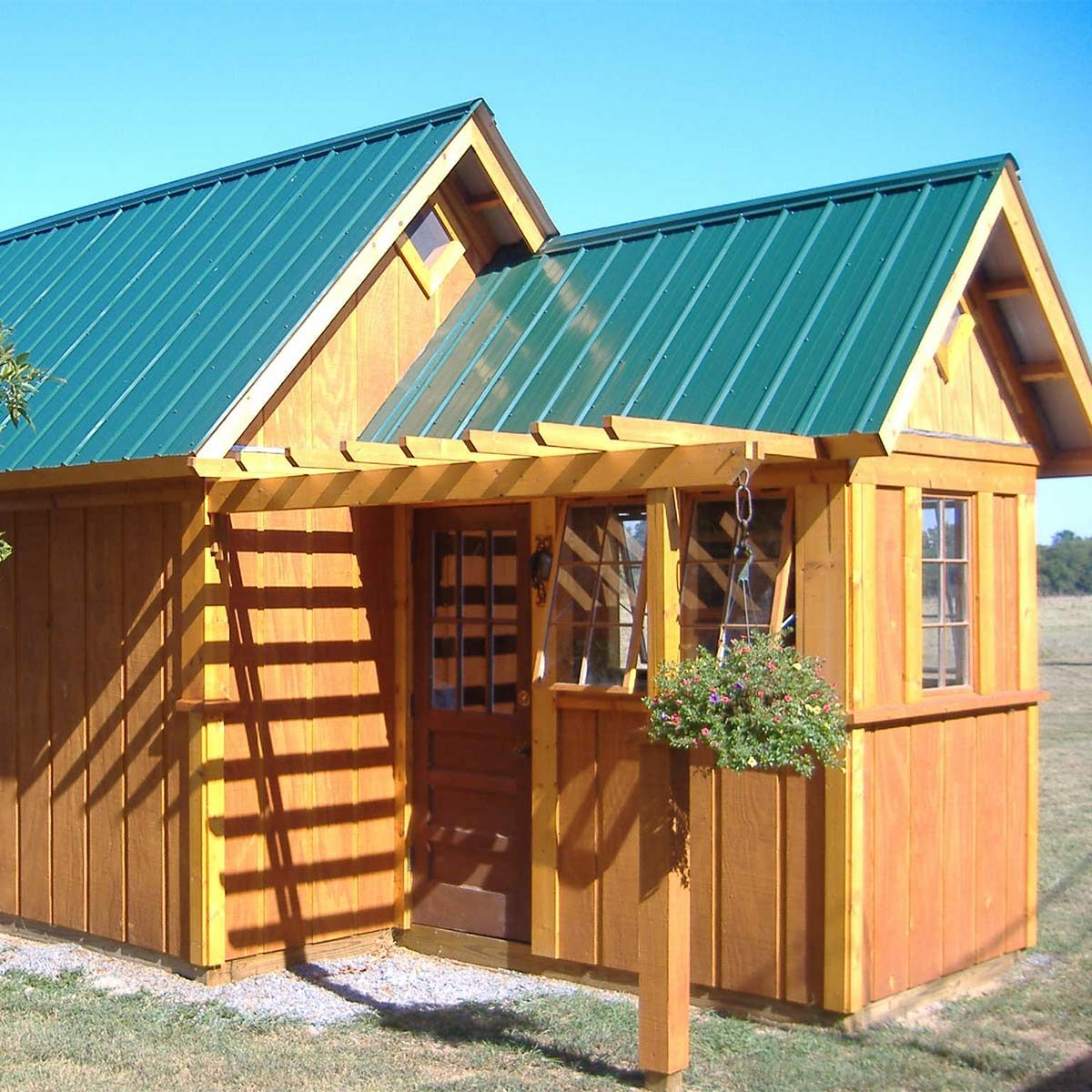 Handyman ultimate garden shed garden ftempo for Shed project