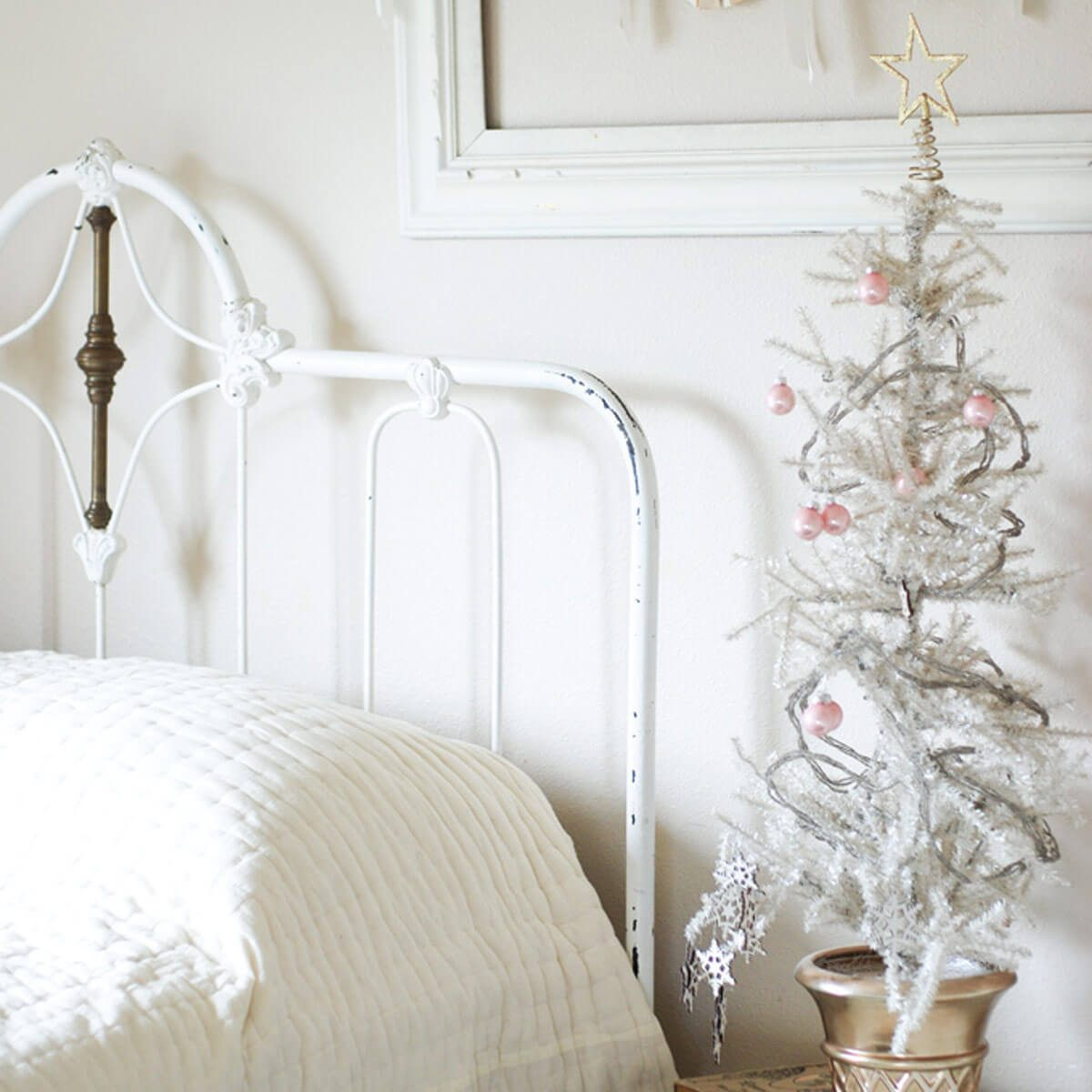Bedside Christmas Tree