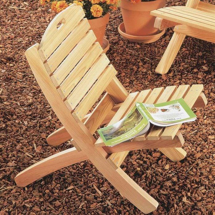 Simple Folding Chair