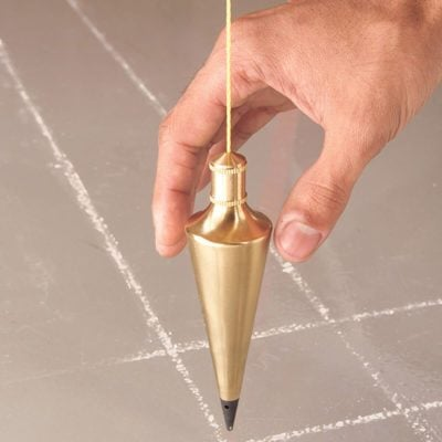 Plumb bob home improvement terms