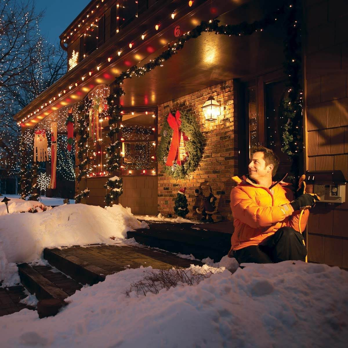 The Ultimate Guide For Holiday Lighting The Family Handyman