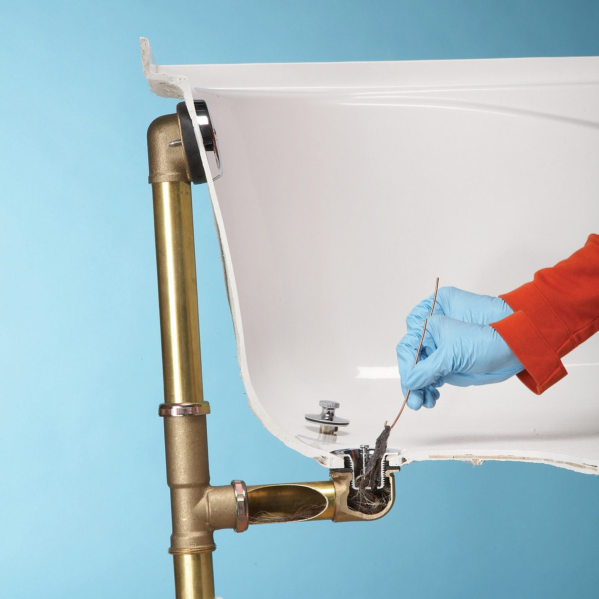 How To Unclog A Shower Drain Without Chemicals