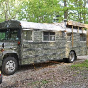 Reader Project: Cabin on Wheels