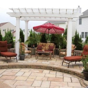 Reader Project: Grand Backyard Patio and Pergola