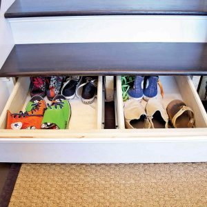 Reader Project: Hidden Staircase Drawer