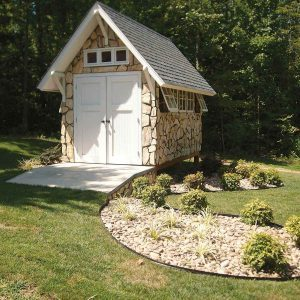 Reader Project: Stone Shed