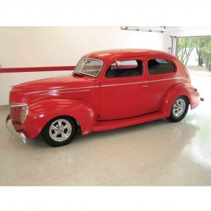 Reader Project: '39 Ford Gets Rebuilt and Upgraded