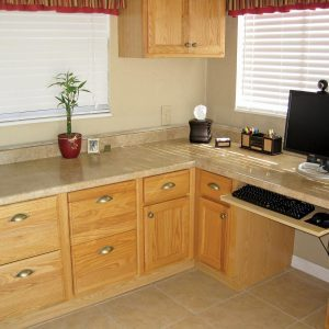 Reader Project: Home Office Cabinetry