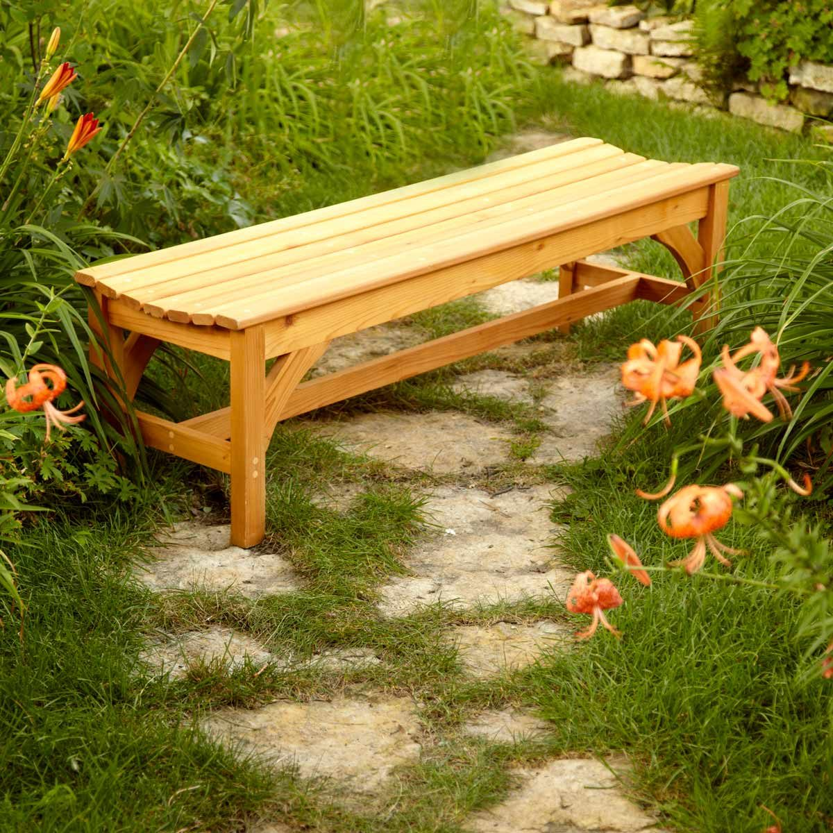 40 outdoor woodworking projects for beginners — the family