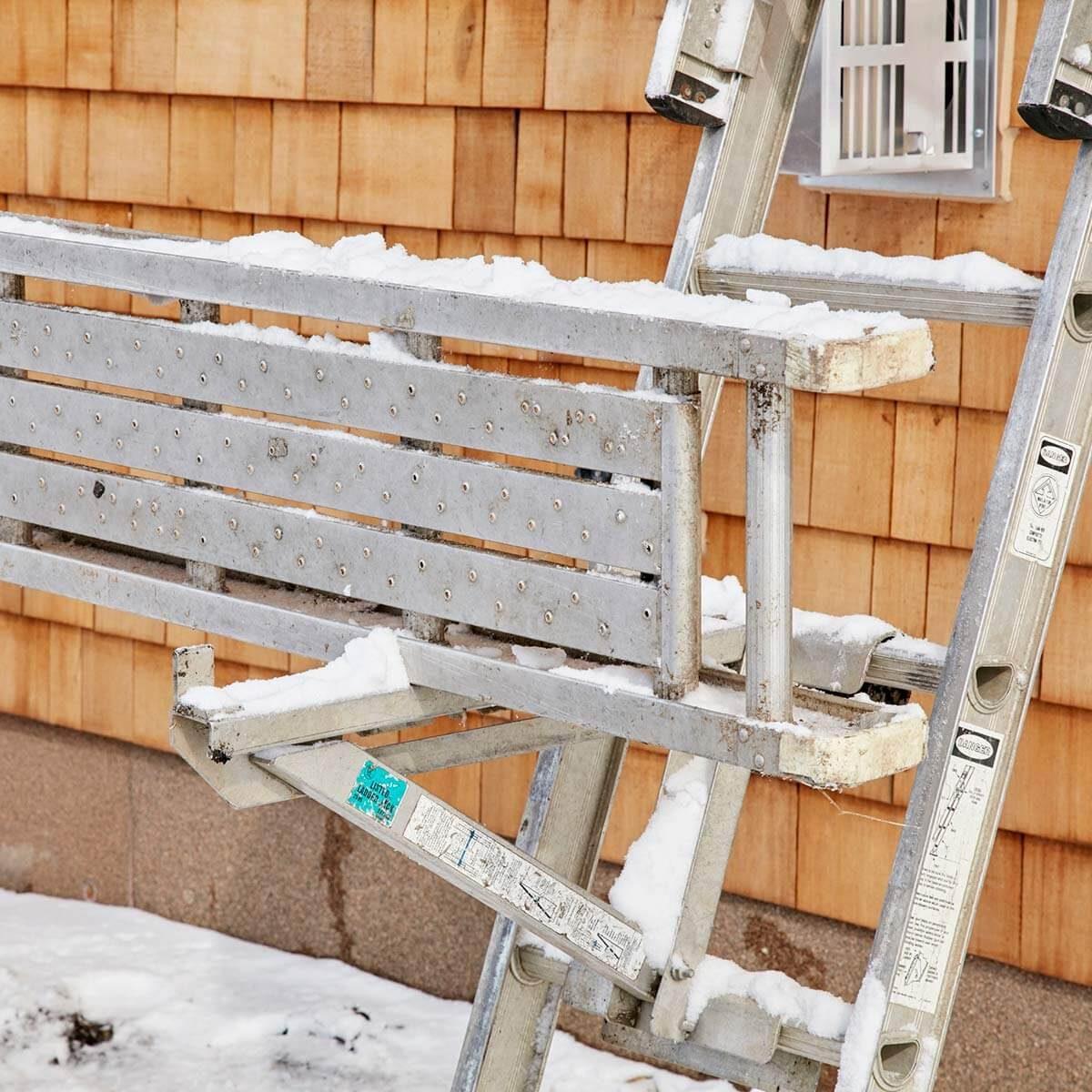 Ice-free planks