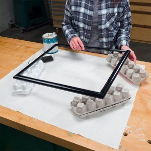 Egg Carton Painting Props