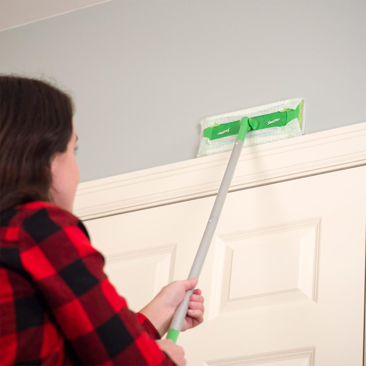 Floor Swiffer for Walls