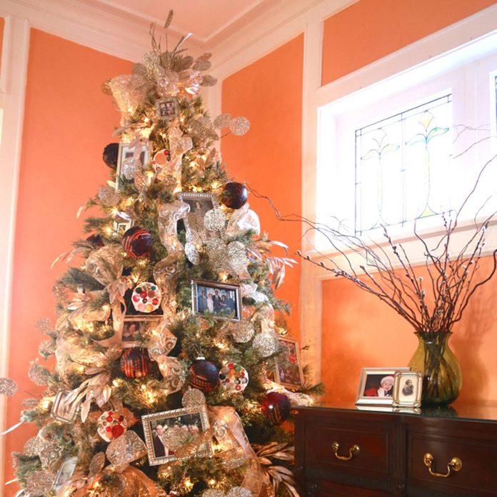 Memorable Christmas Tree