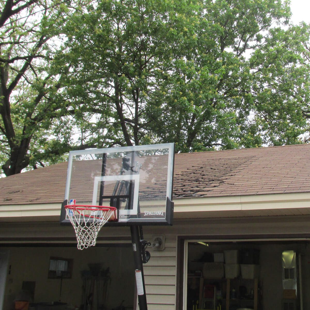 Larry Bird's boyhood home