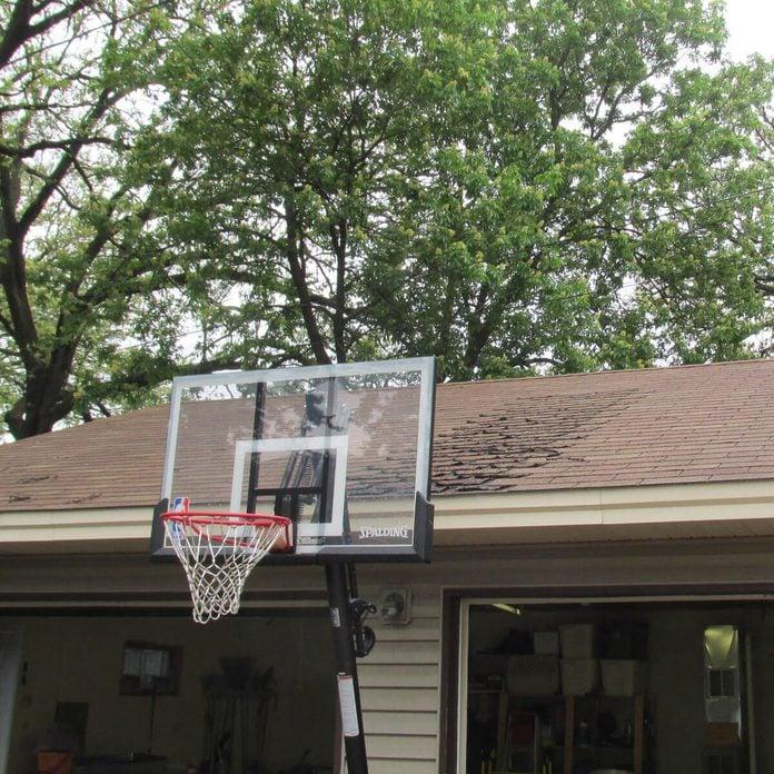 Larry Bird's boyhood home