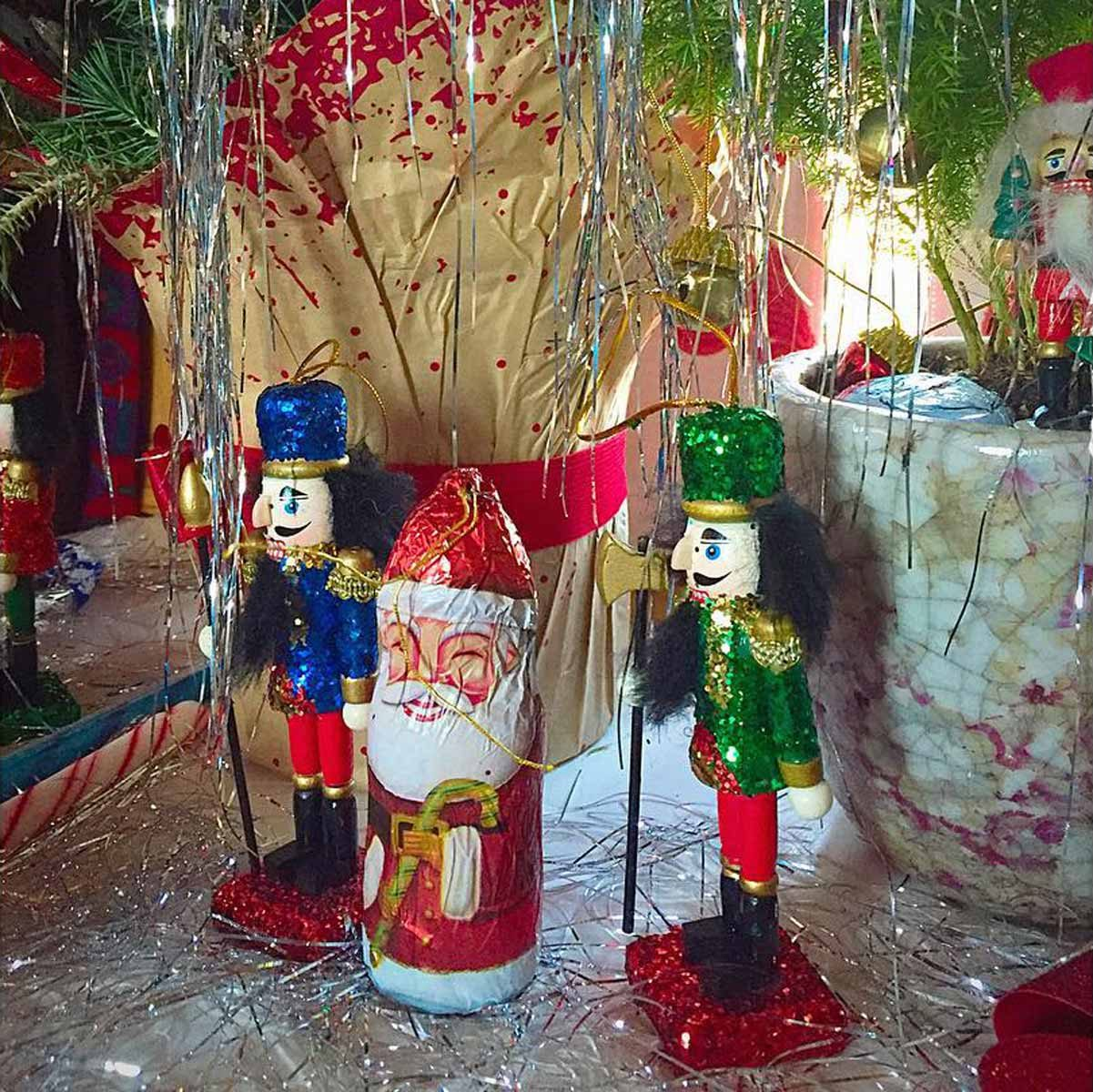 Nutcrackers and Tinsel