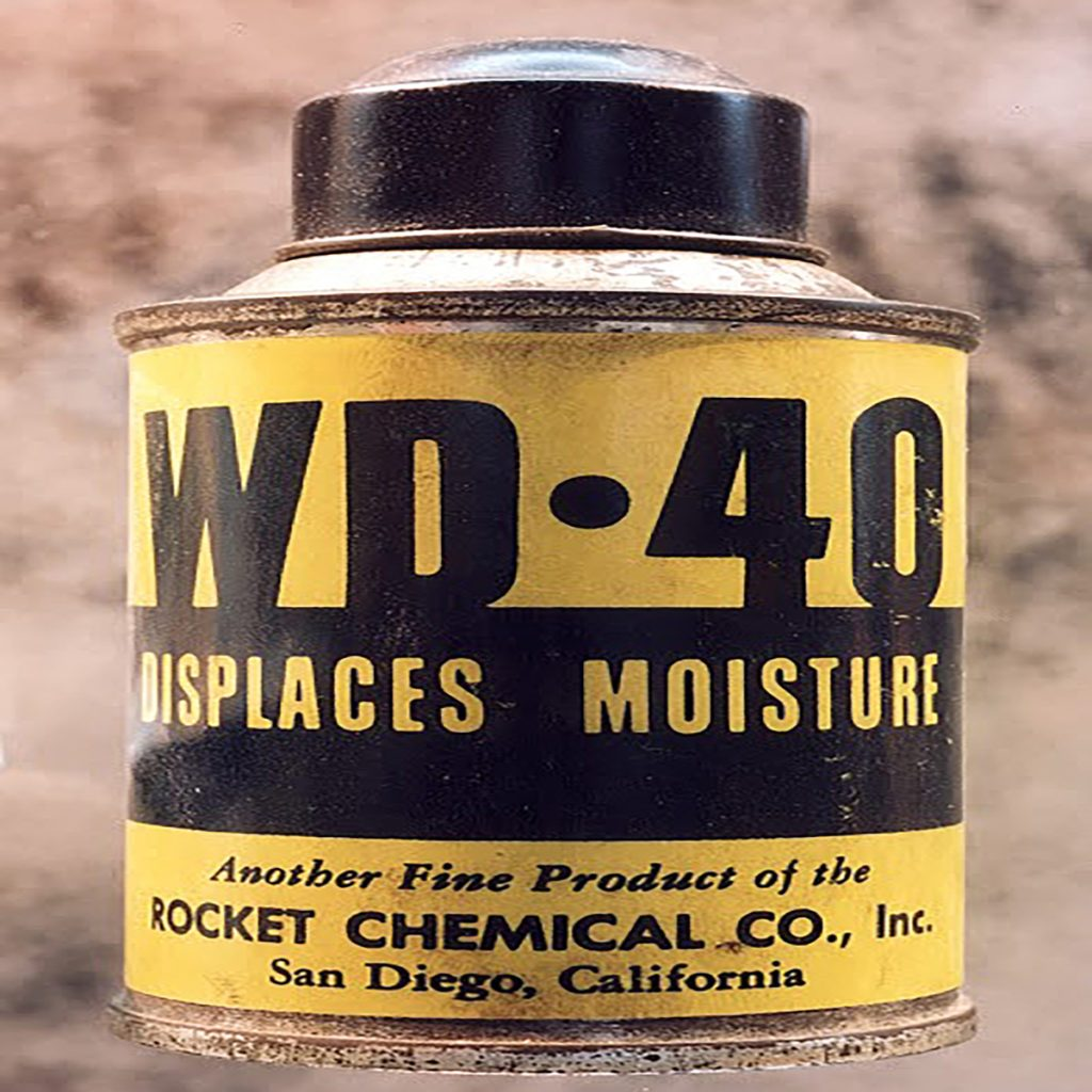An old can of WD-40 | Construction Pro Tips