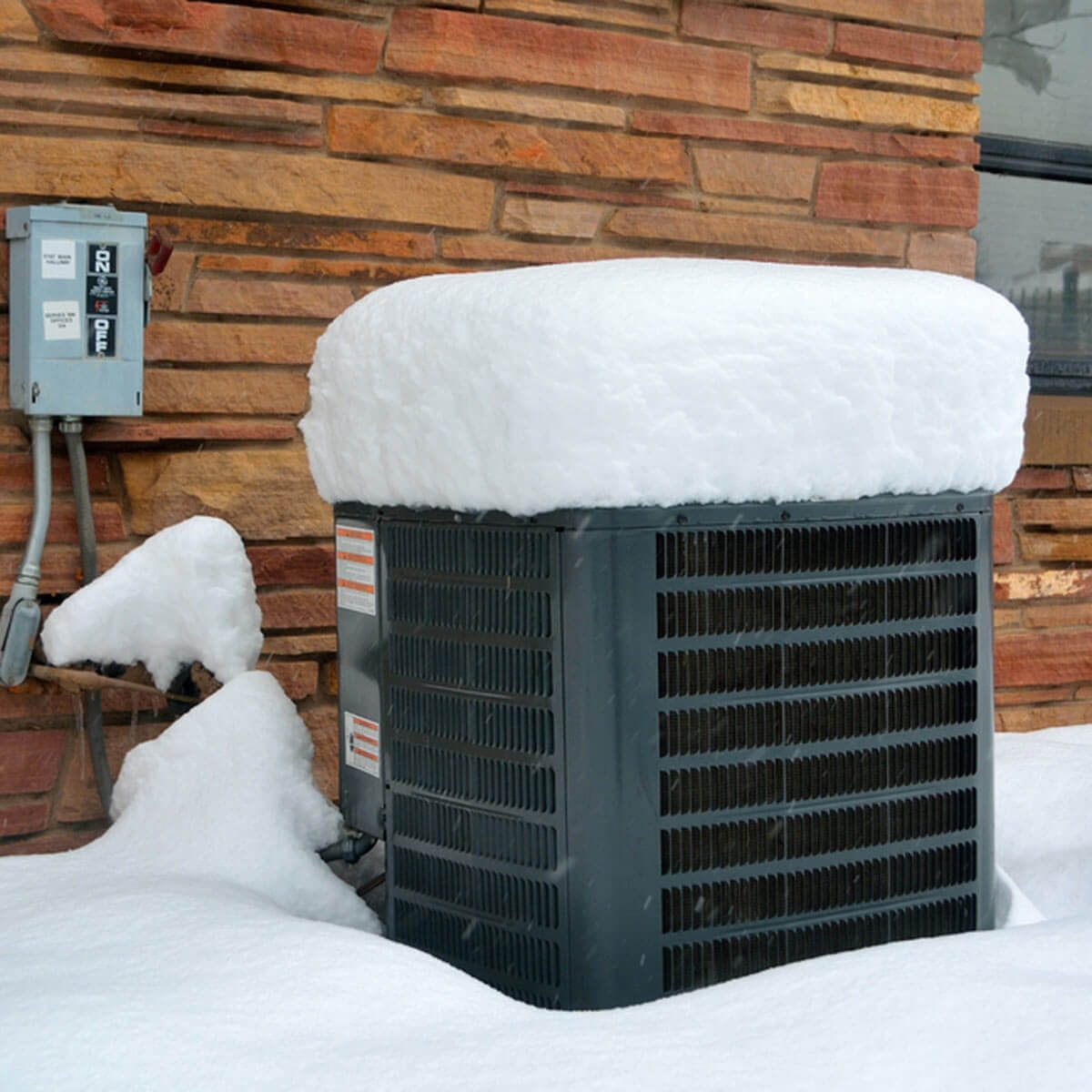 Protect the Air Conditioner