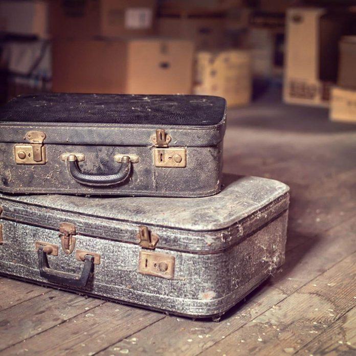attic storage boxes_243406696 suit cases