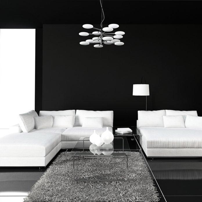 black_142023652 paint living room