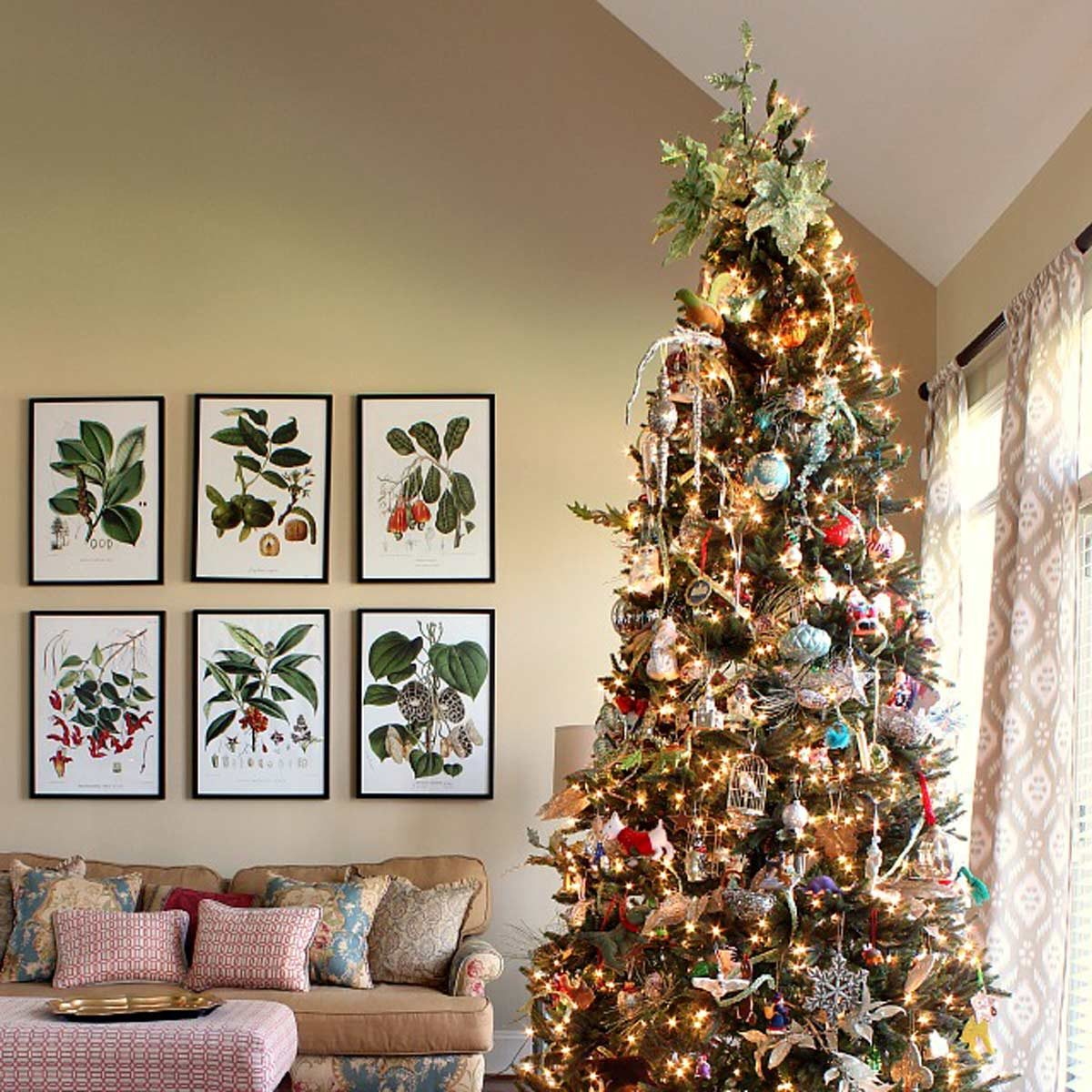 100 Incredible Christmas Tree Decorating Ideas The Family Handyman