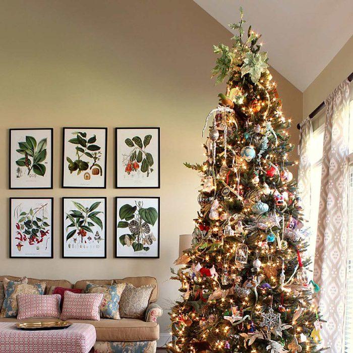 Christmas Tree Decorating Ideas: Classic Christmas