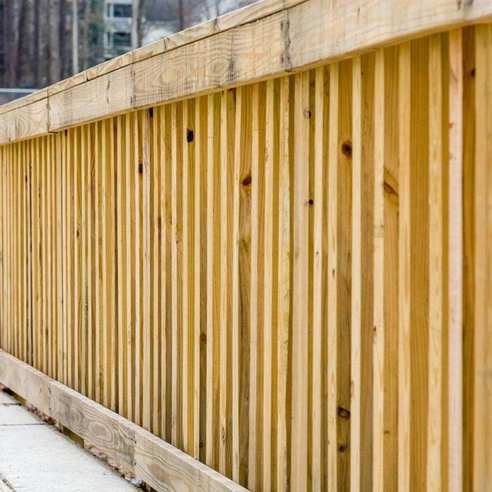 Building in the Garden? Buy Treated Wood