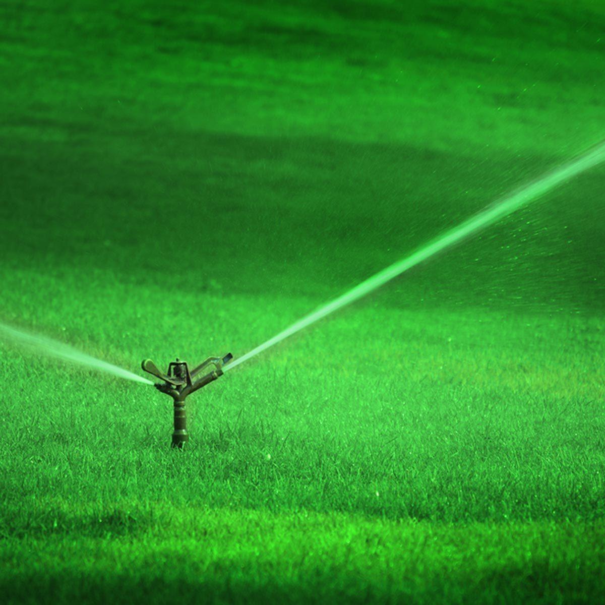 Digital Sprinkler Controller