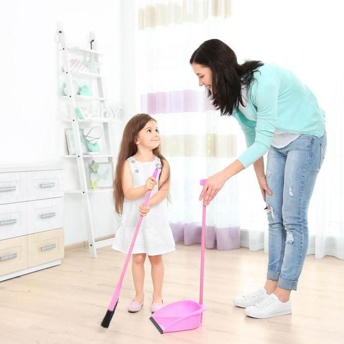 Mop and Broom Set
