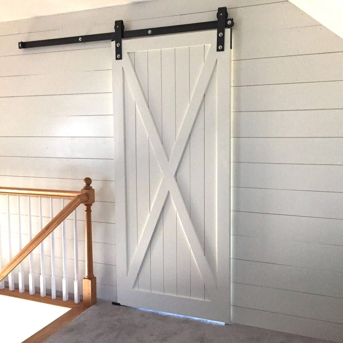 Siplap Doors
