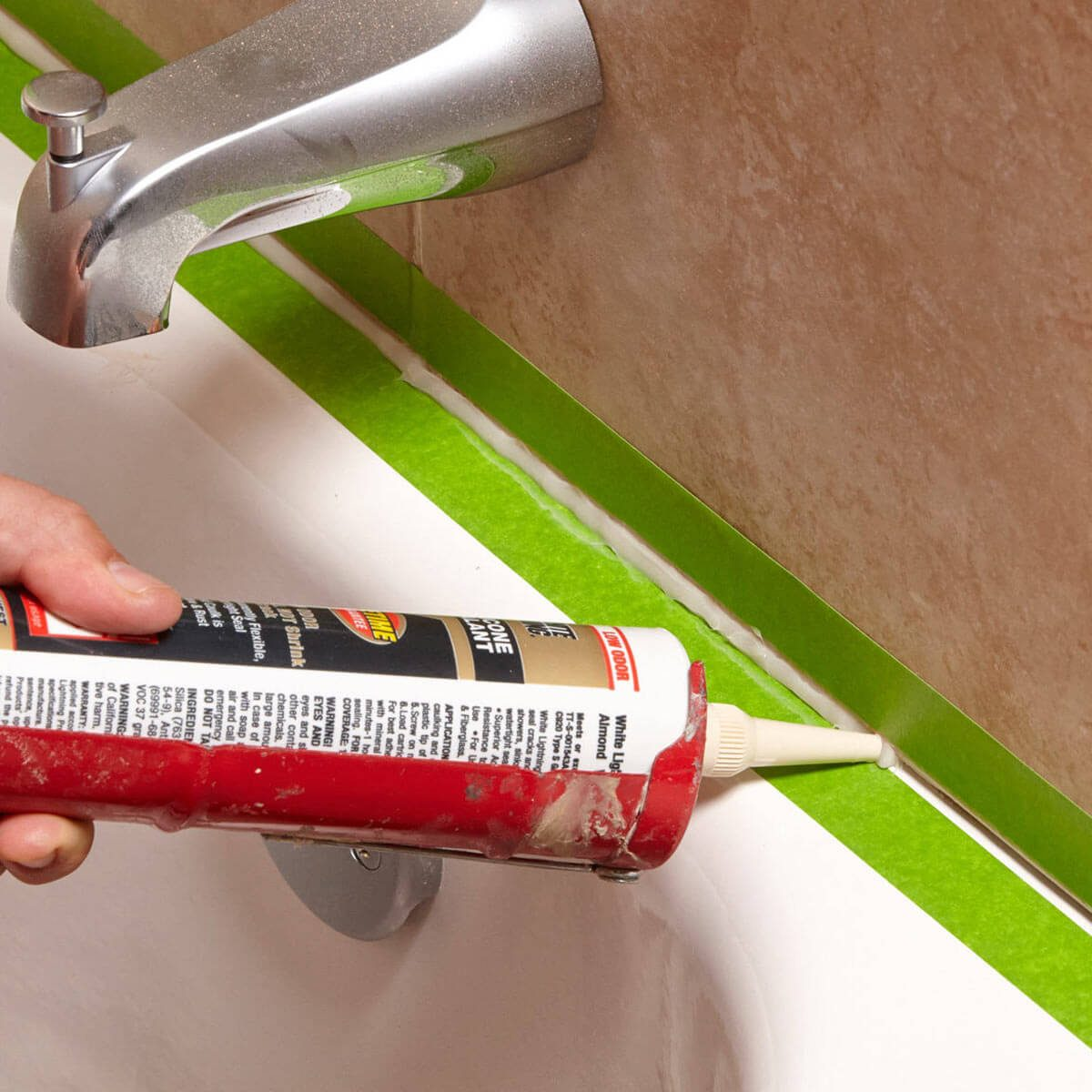 Caulking Refresh
