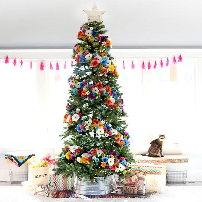 Floral Christmas