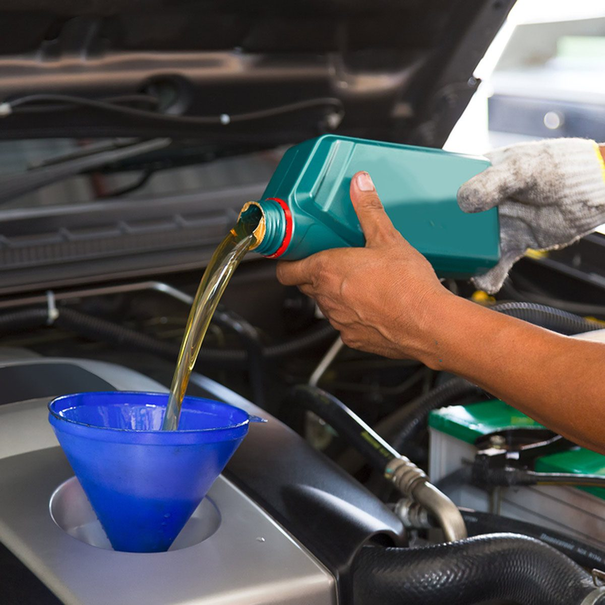"""While I'm at it, might as well change my coolant fluid and air filters when getting my oil changed."""
