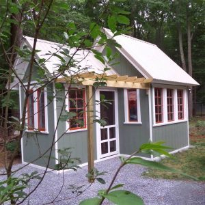 Reader Project: Grand Garden Shed