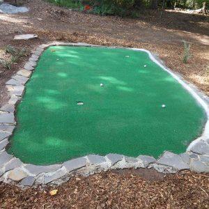 Reader Project: Backyard Putting Green