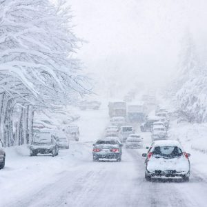 10 Best Practices for Winter Driving