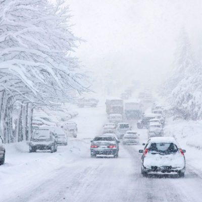 goslow_46373200_04 winter driving snowy roads icy roads