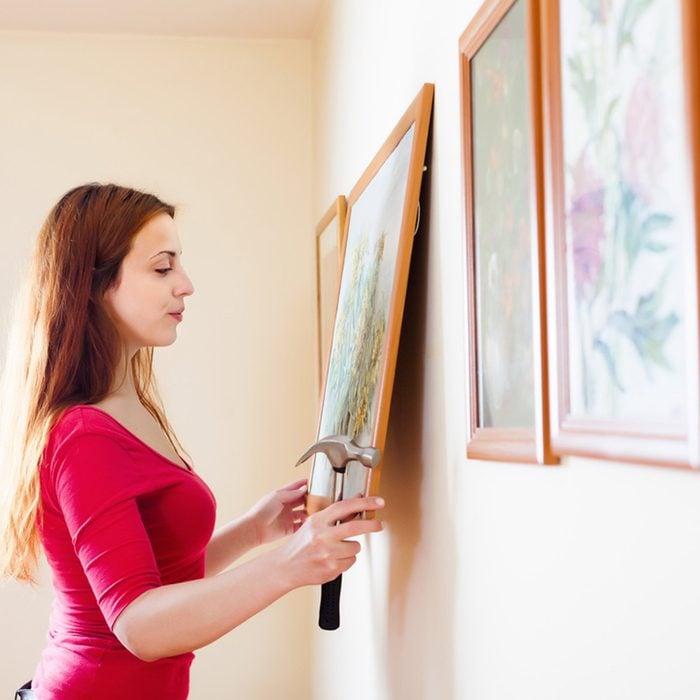 Interior Design Tips: Hang Artwork the Right Way
