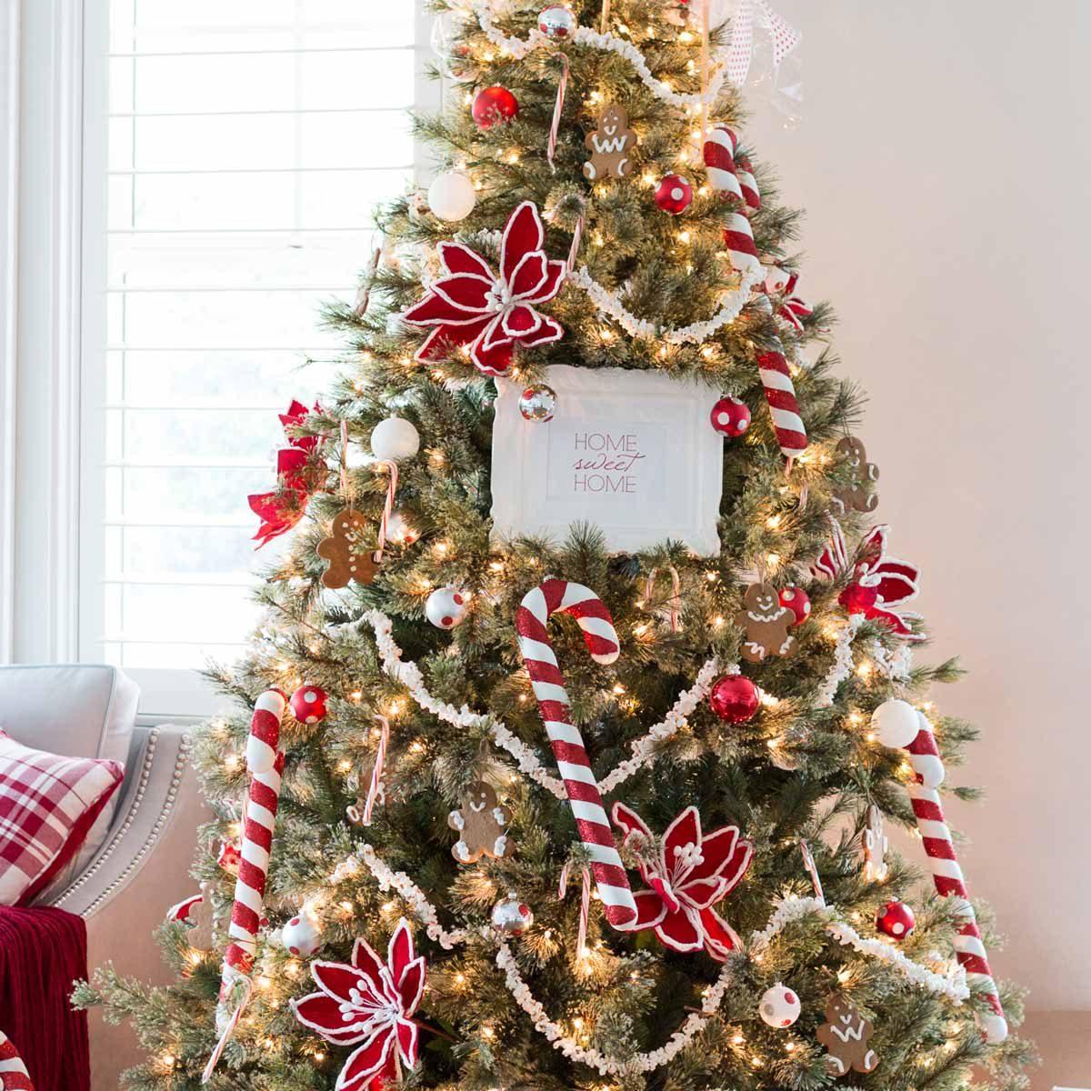 Christmas Tree Home Decorating Ideas: 100 Incredible Christmas Tree Decorating Ideas
