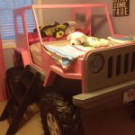 Reader Project: Kids Jeep Bed